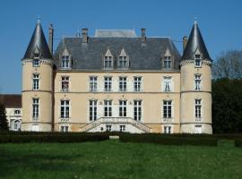 Château De Blavou Normandie, Saint-Denis-sur-Huisne