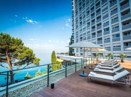 Eurotel Montreux, มองเทรอซ์