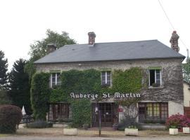 Auberge Saint Martin, Surville