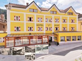 Hotel Post Steinach, Steinach am Brenner