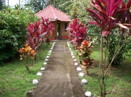 Sun Sun Lodge, Tigre