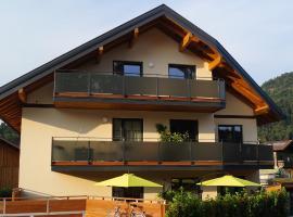 Villa Karin - Appartement Fagerer, Adnet