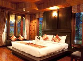 Thalane Palm Paradise Resort, อ่าวท่าเลน