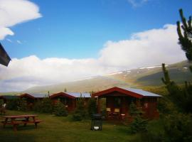 Stora Sandfell Rooms and Cottages, Vallanes