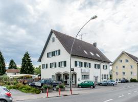Gästehaus Brugger, เบรเกนซ์