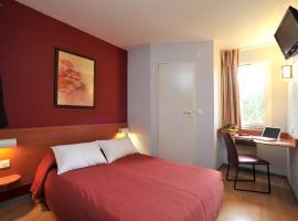 Hôtel balladins Reims Sud, ฮาส