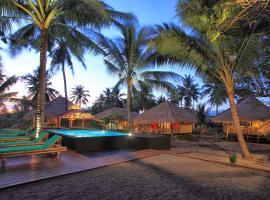 Rinjani Beach Eco Resort, Tanjung