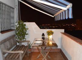 Apartment Pla dels Cirerers, บาร์เซโลนา
