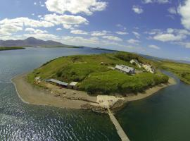Collanmore Island Lodge, Collan More