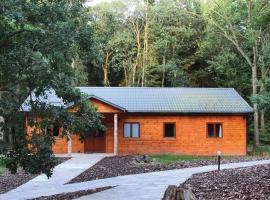 Woodland Park Lodges, Ellesmere