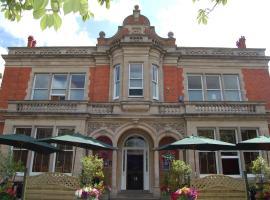 Millfields Hotel, Grimsby