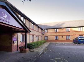 Premier Inn Warrington North East, Warrington