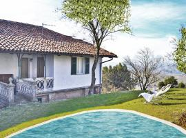 Villa Osvalda, Alfiano Natta
