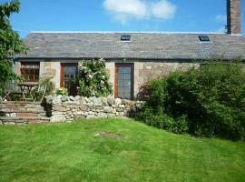 Ardormie Farm Cottage, Alyth