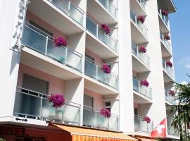 Hotel Dischma, ลูกาโน