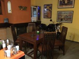 Restaurace-Penzion U Pilota, Kněževes