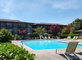 Valley River Inn, Eugene
