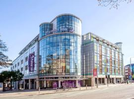 Premier Inn Nottingham City (Chapel Bar), นอตติงแฮม