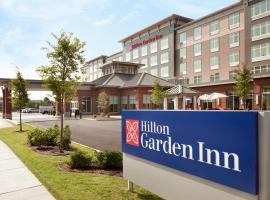 Hilton Garden Inn Boston Logan Airport, บอสตัน
