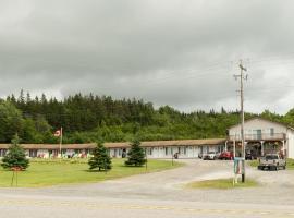 Kelly's View Motel, Boularderie East