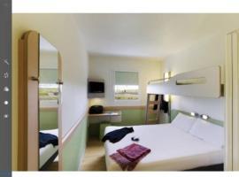 Hotel Ibis Budget Deauville, โดวีลล์