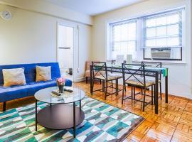 Washington Place Apartment, วอชิงตัน