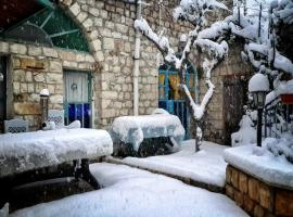 Simcha Laya's B&B, Safed