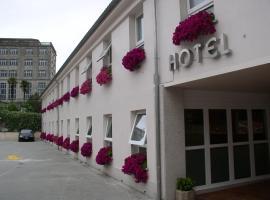 Hotel Miradoiro de Belvís, ซานติอาโกเดอคอมโพสเตลา