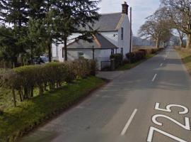 Schoolhouse Cottage, Ecclefechan