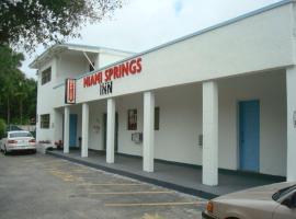 Miami Springs Inn, ไมอามี