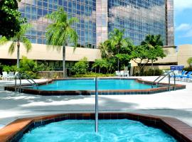 DoubleTree by Hilton Hotel Miami Airport & Convention Center