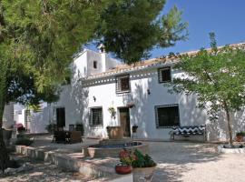 Casa Pedro Barrera, Almudema