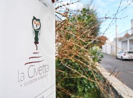 La Civetta B&B, อัลแบโรแบลโล