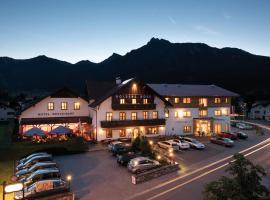 Hotel Goldene Rose, Reutte