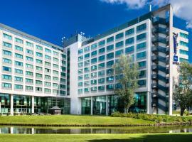 ラディソン ブル ホテル アムステルダム エアポート, スキポール
