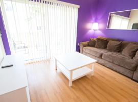 Two Bedroom Los Angeles Vacation Apartment LALUX-2Z, ลอสแอนเจลิส