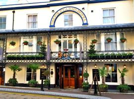 The Foley Arms Hotel, Great Malvern