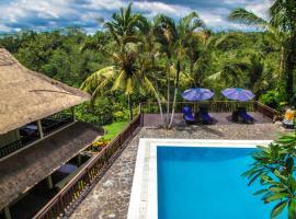 Villa Indah Ubud, อูบุด
