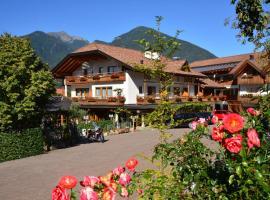 Hotel Hochrain, Naz-Sciaves
