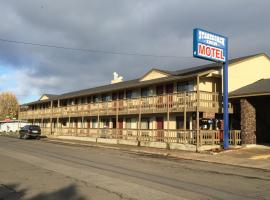 Stagecoach Inn Motel, Molalla