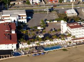 Hotel Marbella, マンサニージョ