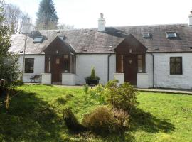 Halftown Cottages, Saint Catherines