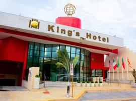 Kings Flat Hotel Beira Mar, ナタール