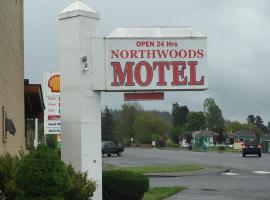 Northwoods Motel, Blaine