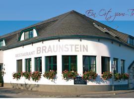 Hotel & Restaurant Braunstein - Pauli´s Stuben, Purbach am Neusiedlersee