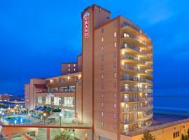 Grand Hotel Ocean City, โอเชียนซิตี้