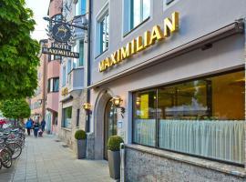 Hotel Maximilian - Stadthaus Penz