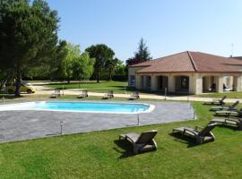 Maison d'hôtes Villa Soleil, Bergerac