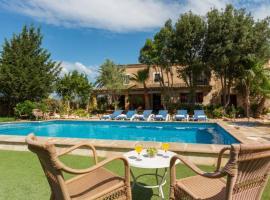Four-Bedroom Apartment in Mallorca with Pool XXII, San Lorenzo