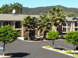 Cloverdale Wine Country Inn & Suites, Cloverdale